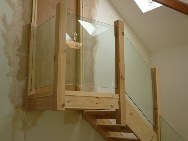 Staircases Darcy Joinery Ltd