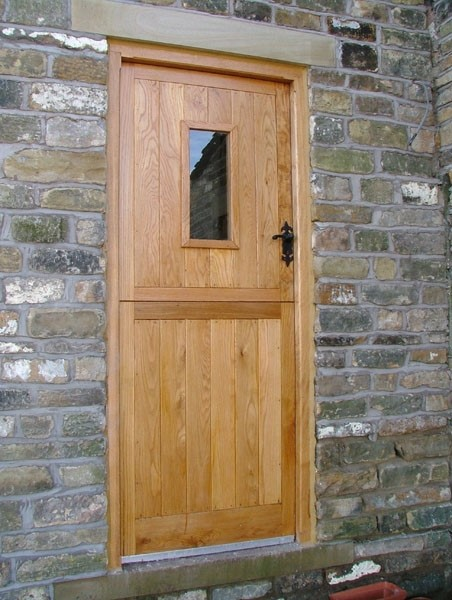 Single Panelled Door